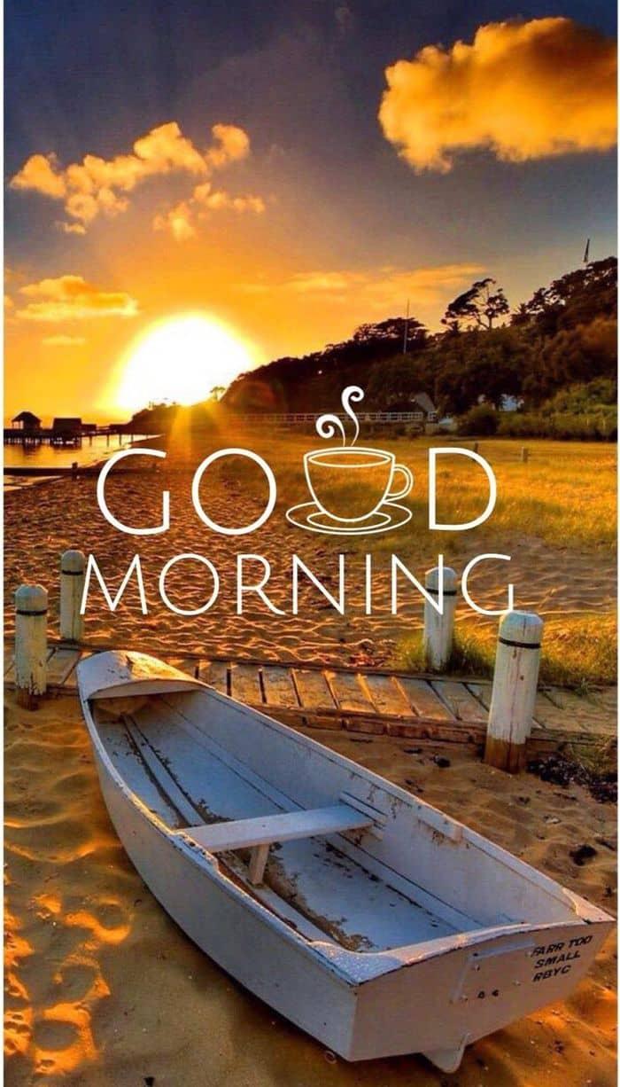 Morgen bilder guten mit spruch kostenlose Guten Morgen