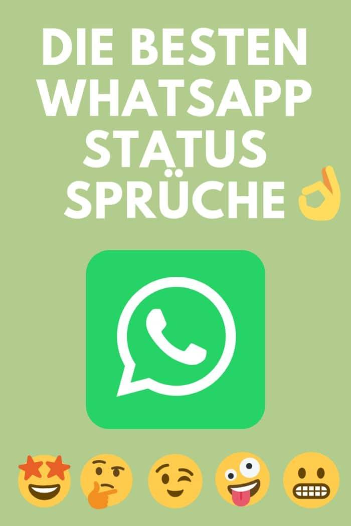 Verliebt whatsapp status