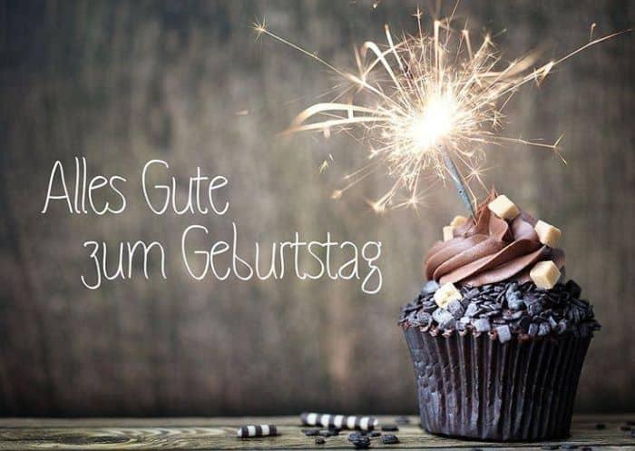 Gute Geburtstag
