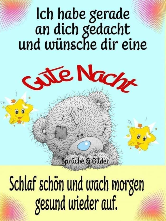 Liebe gute nacht grüße